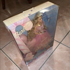 NWT Barbie Nutcracker